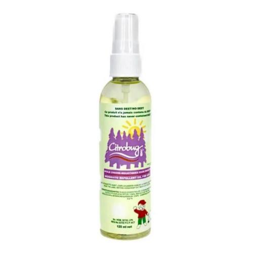 Citrobug  Kids Mosquito Repellent Oil 125ml