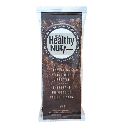 The Healthy Nut - Cocoa Healthy-Nut Bar Package