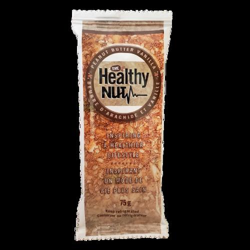 The Healthy Nut - Peanut Butter Vanilla Healthy-Nut Bar Package