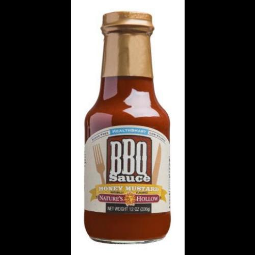 Nature's Hollow HealthSmart Honey Mustard BBQ Sauce 355ml