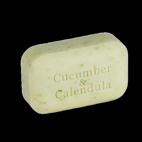 Soap Works Cucumber & Calendula Soap Bar 110 grams
