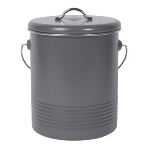 NOW Designs by Danica Charcoal Compost Bin