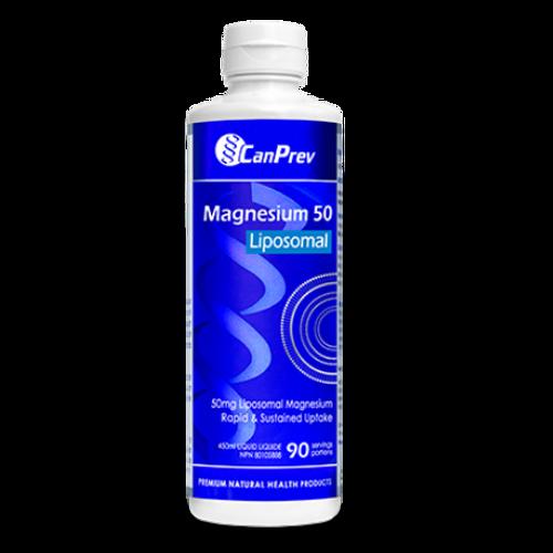 CanPrev Magnesium 50 Liposomal 450ml