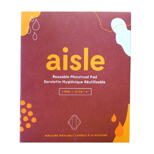 Aisle- Reusable Mini Menstrual Pad
