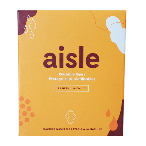 Aisle Reusable Liners package