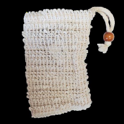 Zero Waste Mvmt - Sisal Soap Saver Bag