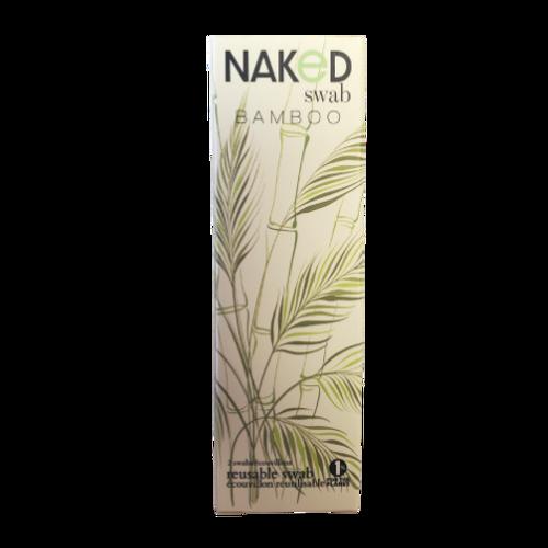 NAKeD swab Bamboo Reusable Swab