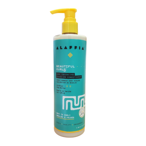 Alaffia - Beautiful Curls Curl Enhancing Leave-In Conditioner