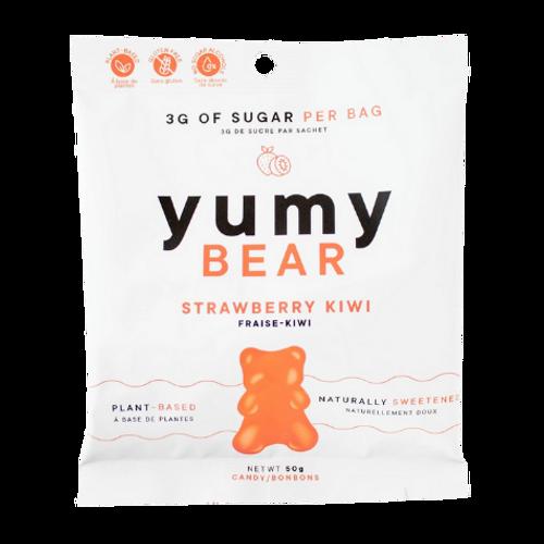 Yumy Bear Strawberry Kiwi Plant-Based Candy