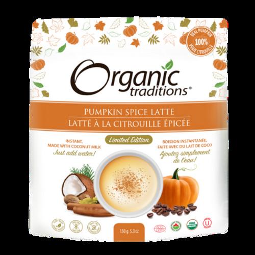 Organic Traditions Pumpkin Spice Latte