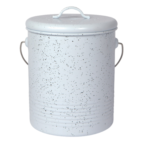 NOW Designs by Danica White with Speckle Compost Bin