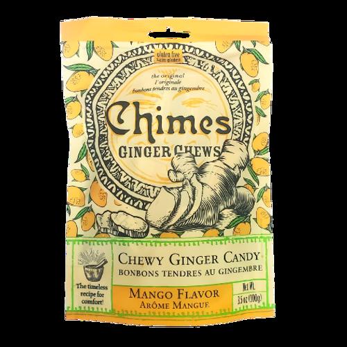Chimes - Mango Flavor Ginger Chews