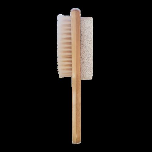 BKind Bamboo Foot Brush