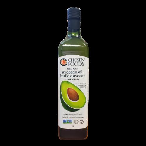 Chosen Foods 100% Pure Avocado Oil 1 litre