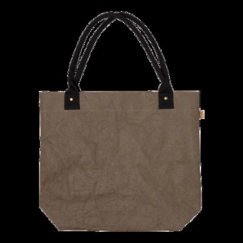 Danica Studio - Papercraft Washable Olive Paper Tote Bag