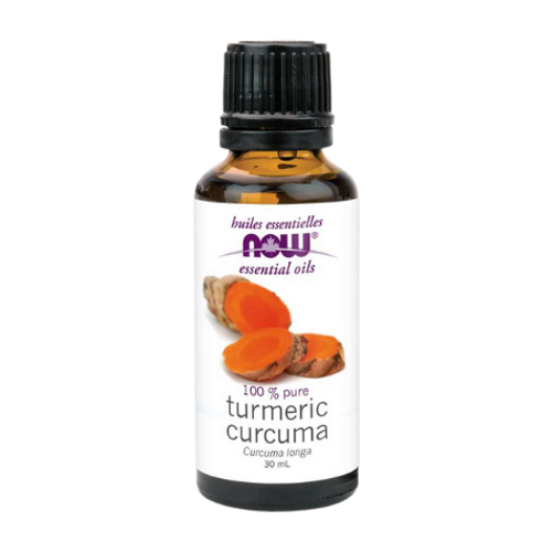 NOW 100% Pure Turmeric Essential Oil 30 ml
