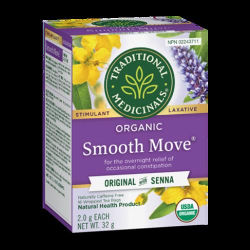 Traditional Medicinals Organic Smooth Move Tea 16 tea bags