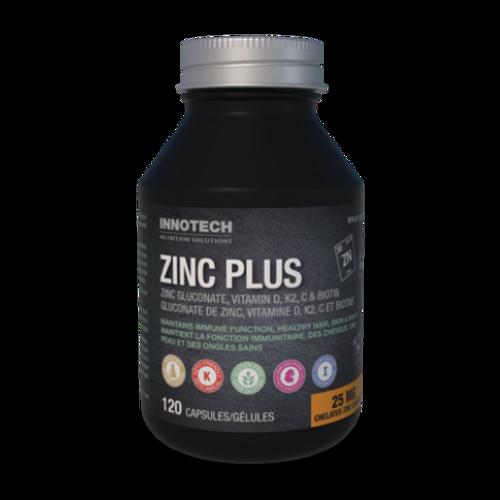 Innotech Nutrition Zinc Plus 25 mg