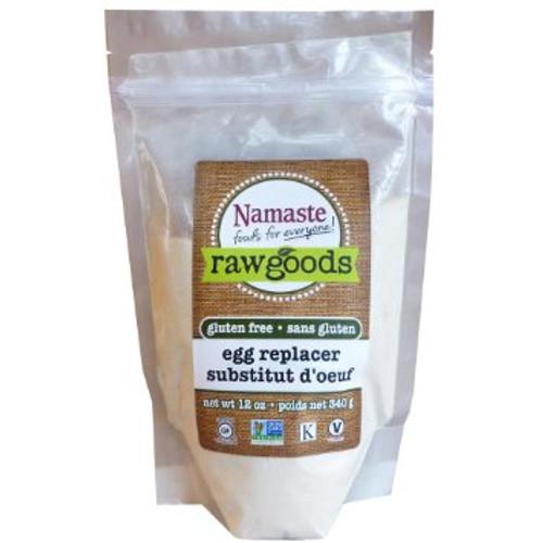 Namaste Raw Goods Egg Replacer.  340 grams.