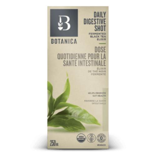 Botanica Daily Digestive Shot Fermented Black Tea Elixir 250ml