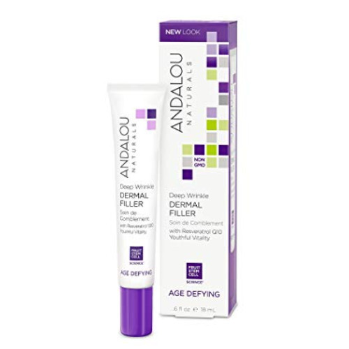 Andalou Naturals Deep Wrinkle Dermal Filler Age Defying.  18 ml