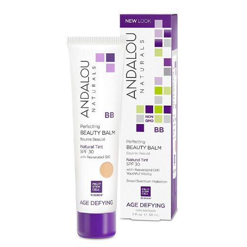 Andalou Naturals Skin Perfecting Beauty Balm Natural Tint, age defying.  58 ml