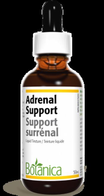 Botanica Adrenal Support Liquid Tincture 50 ml