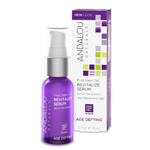 Andalou Naturals Revitalize Serum Age Defying.  32ml