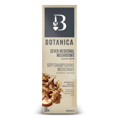 Seven Medicinal Mushrooms Liquid Herb Tincture 50 ml