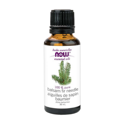 NOW - 100% Pure Balsam Fir Needle Essential Oil