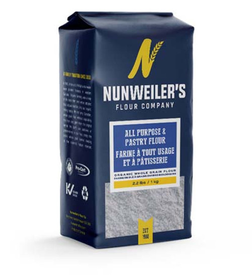 Nunweiler's All Purpose and Pastry Flour 1 KG