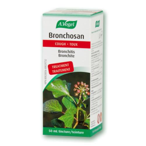A. Vogel Bronchosan Cough Bronchitis Treatment Tincture 50 ml