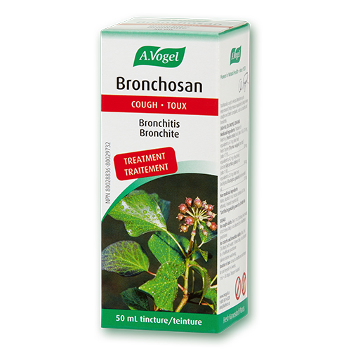 A. Vogel Bronchosan Cough Bronchitis Treatment Tincture 50 ml