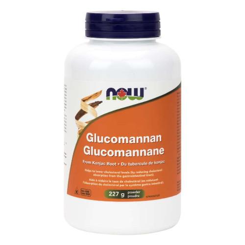 NOW Glucomannan powder, 227 grams
