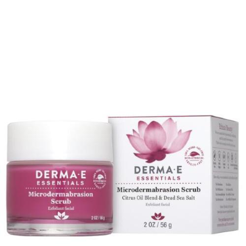 Derma e Microdermabrasion Scrub, leaves skin silky smooth.  56 g Canada