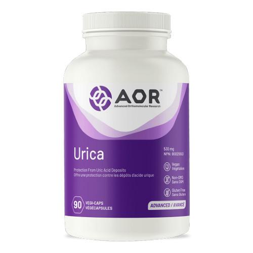 AOR Advanced Series Urica 90 vcaps