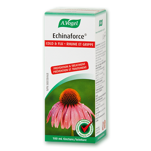 A. Vogel Echinaforce Cold & Flu Prevention and Treatment 50 ml