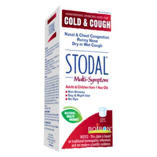 Boiron Stodal Multi-Symptom Children, 125 ml