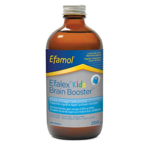 Efamol Efalex Kids Brain Booster 250 ml cognitive brain health in children