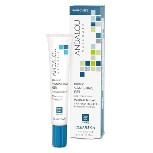 Andalou Naturals Blemish Vanishing Gel Maxium Strength Canada