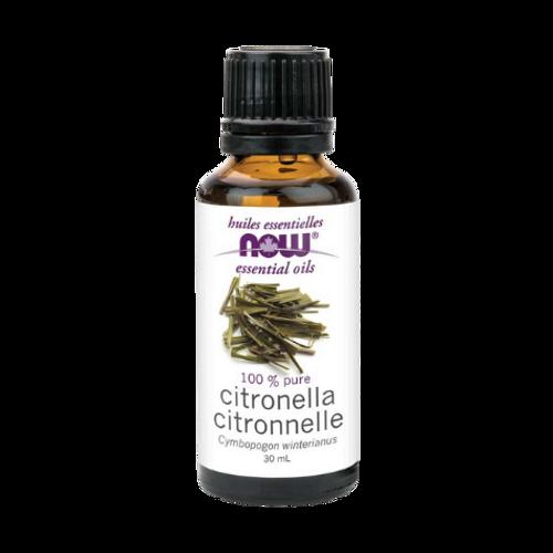 NOW - 100% Pure Citronella Essential Oil