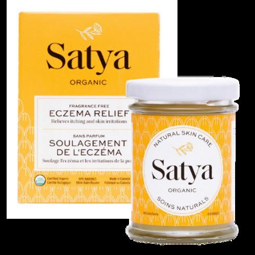 Satya Organic - Fragrance Free Eczema Relief Balm