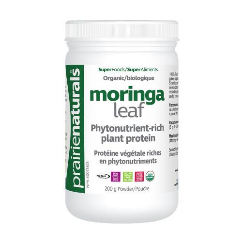 Prairie Naturals Moringa Leaf Powder Plant Protein
