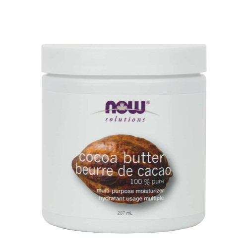 NOW Cocoa Butter 100% Pure Canada
