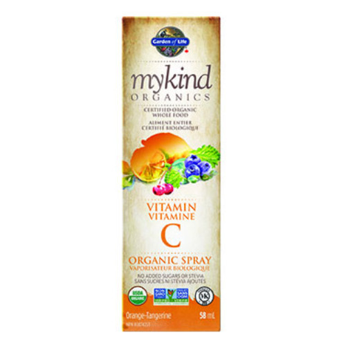 Garden of Life Mykind Vitamin C Organic Spray Canada