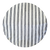 NOW Designs by Danica - Ticking Stripe Save-It Bowl CoversTicking Stripes 7.5 inches