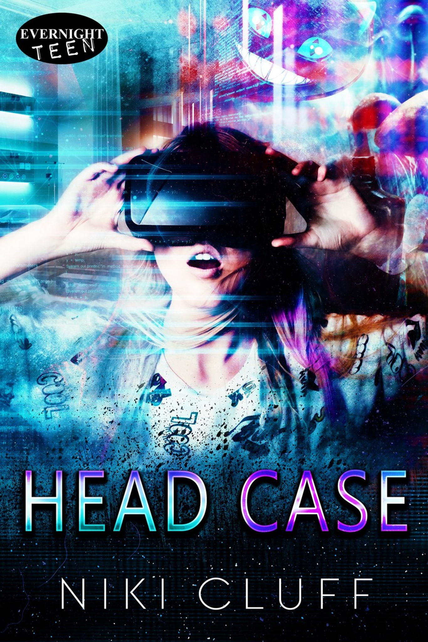 Head Case by Niki Cluff
