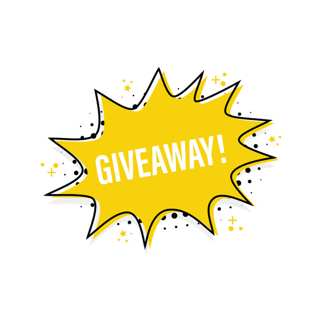 End of Year Print Book Giveaway!