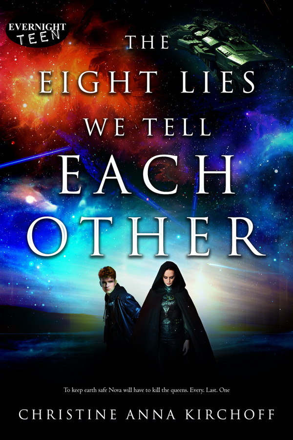 Genre: Sci-Fi Romance  Word Count: 94, 820  ISBN: 978-0-3695-0208-7  Editor: Melissa Hosack  Cover Artist: Jay Aheer
