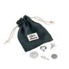 Tales From The Earth - Silver Life's Charms Keepsake Pouch